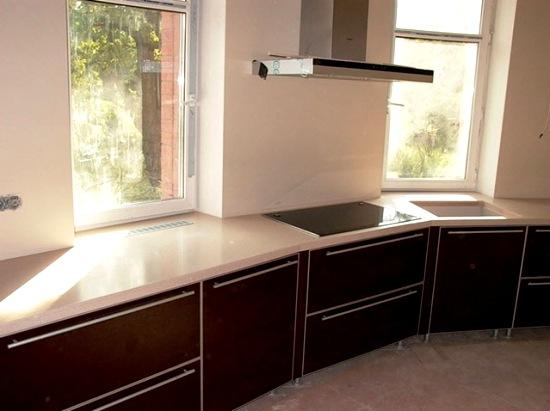подоконник для кухни