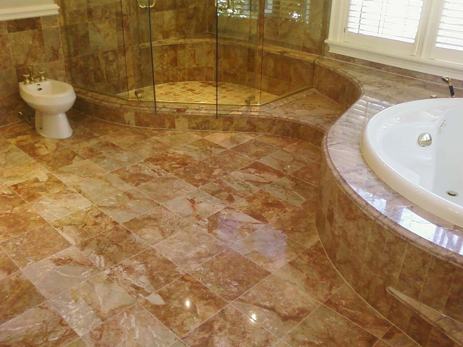ванные из мрамора